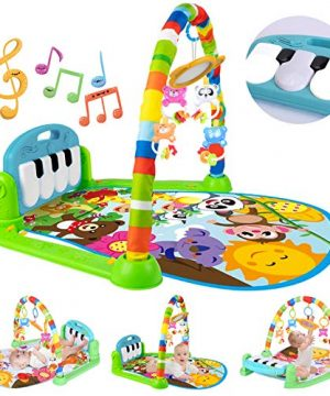 Baby Play Mat Activity Gym For Infants