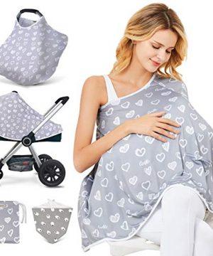 Baby Nursing Cover Nursing Poncho Cart Cover