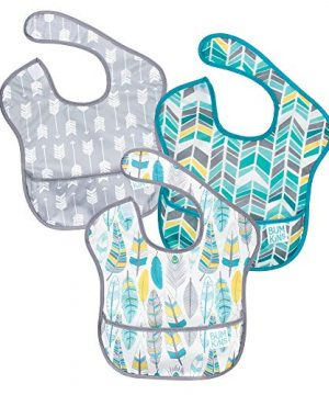 Baby Bib Waterproof, Washable, Stain and Odor Resistant