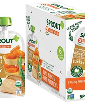 Sprout Organic Baby Food, Stage 3 Pouches