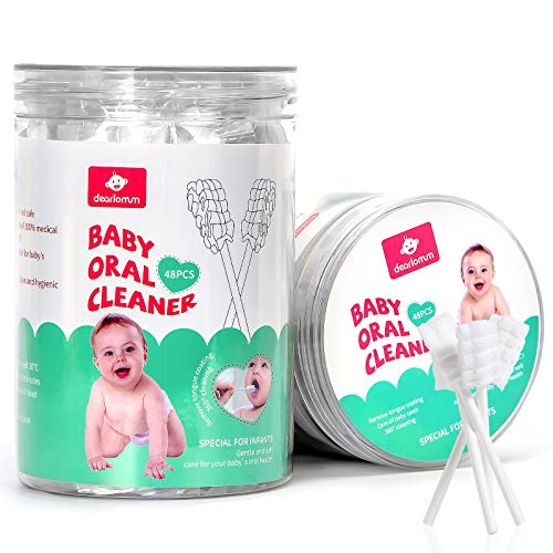 Newborn Baby Tongue Cleaner Toothbrush Clean Baby Gums