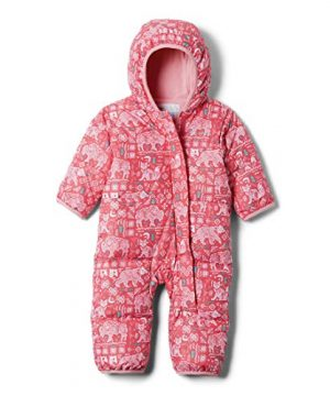 Columbia Kids' Baby Girls Snuggly Bunny Bunting