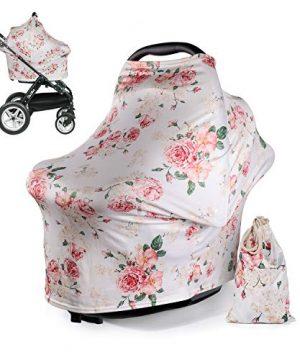 DSYJ Nursing Cover for Breastfeeding Super Soft Cotton