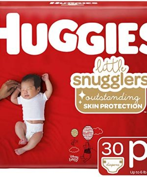 Huggies Little Snugglers Baby Diapers Size Preemie