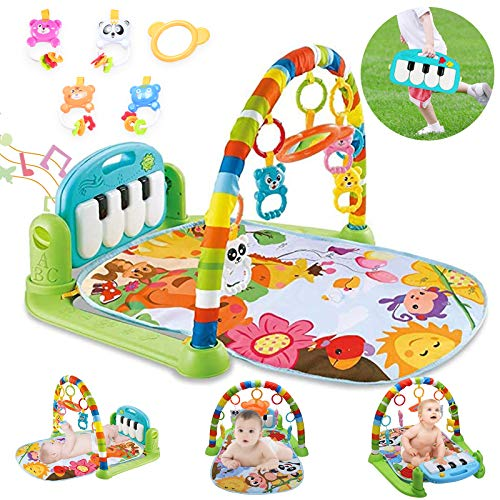 Baby Gym Jungle Musical Playmats For Floor