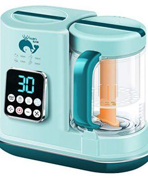 Baby Food Processor Blender and Steamer
