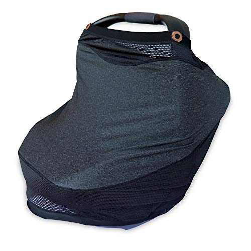 Boppy 4 and More Multi-Use Cover for Baby Car Seat Canopy