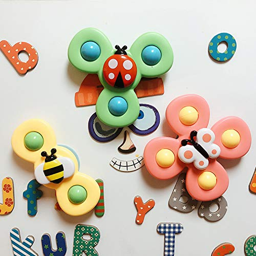 BAKAM Colorful High Chair Suction Cup Toy