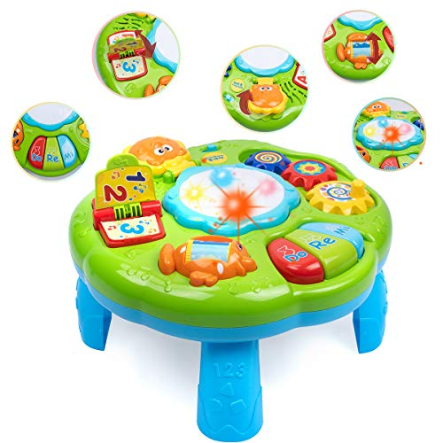UNIH Baby Activity Table for 1 Year Old