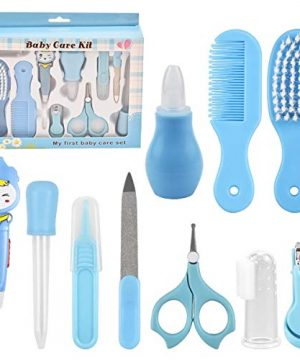 10 Pcs Baby Grooming Baby Healthcare Kit Newborn Baby