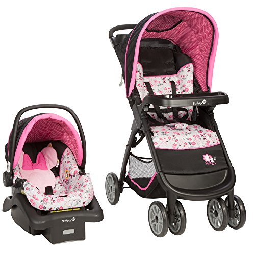 Disney Baby Stroller Infant Car Seat Minnie Mouse