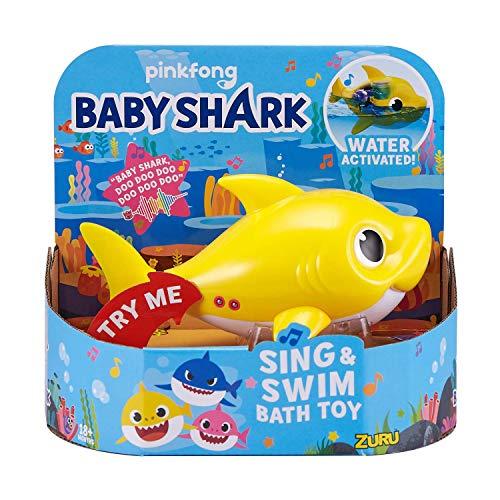 Robo Alive Junior Baby Shark Battery-Powered Sing