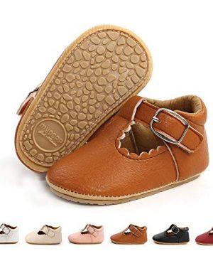 BEBARFER Infant Baby Girls Shoes