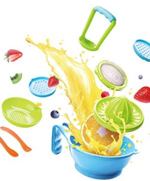 Baby Food Maker Masher 9 in 1 by Haaytonger