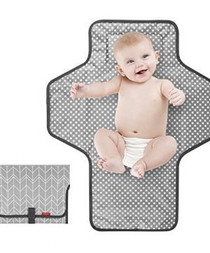 Portable Changing Pad for Baby|Travel Baby Changing Pads for Moms