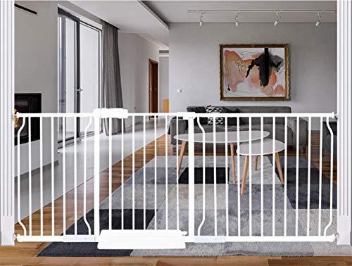 HOOEN Extra Wide Baby Gates for Stairs Doorways