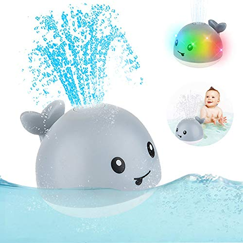 2020 Updated Baby Bath Toys with LED Light