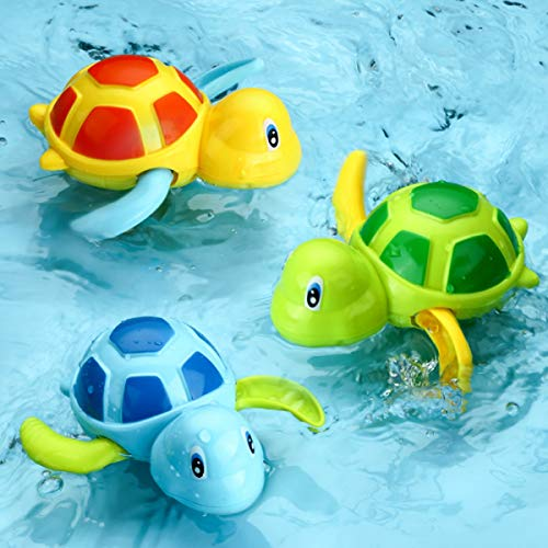NUFR Baby Bath Toys Pack of 3