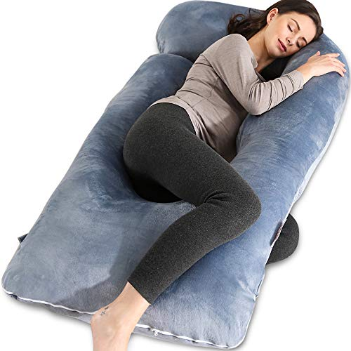 Chilling Home Pregnancy Pillows, 60 inches Full Body Pillow