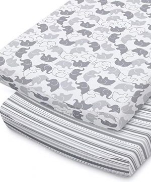 The Peanutshell Baby Changing Pad Covers for Boys or Girls