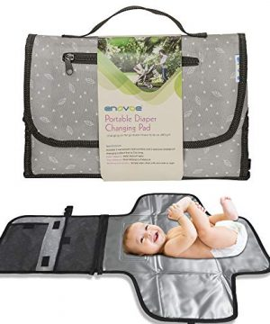 Enovoe Portable Diaper Changing Pad for Baby