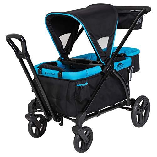 2-in-1 Stroller Baby Wagon Ultra Marine