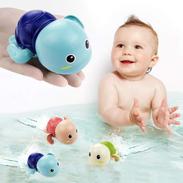 Bath Toys Bathtub Toys for 1 2 3 Year Old Boy Girl