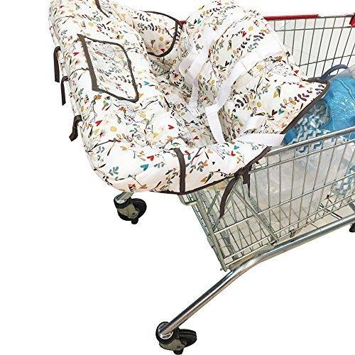 KAKIBLIN Portable Shopping Trolley Cover for Baby Toddler