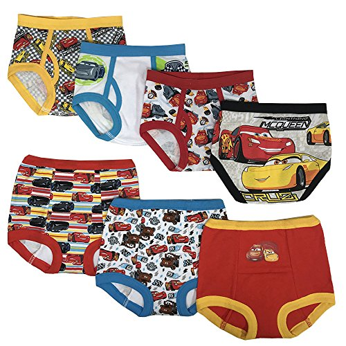 Potty Training Pant Multipacks Disney Boys
