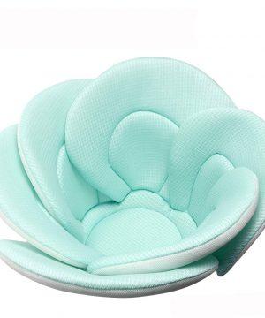 Baby Bath Cushion Sink Bather, Soft Quick Drying