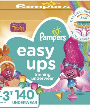 Pampers Easy Ups Training Pants Girls and Boys