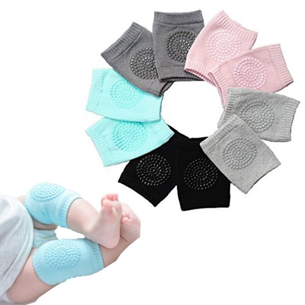 Baby Crawling Anti-Slip Knee, Unisex Baby