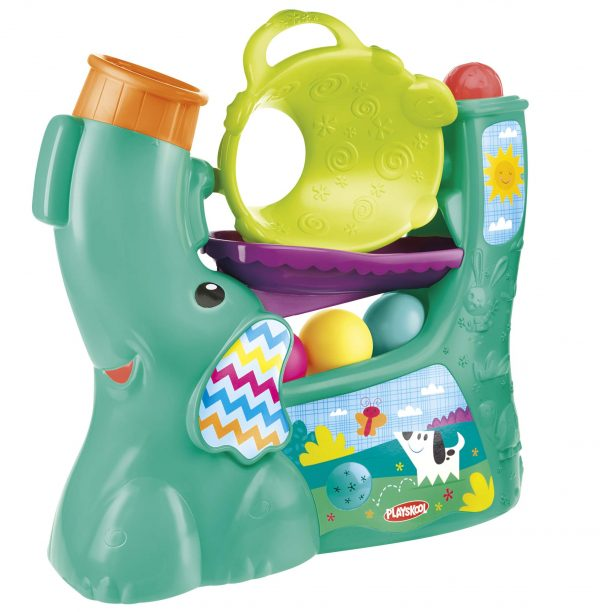 Playskool Chase 'n Go Ball Popper Active Toy for Babies