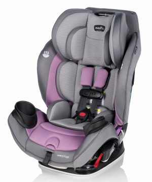EveryStage DLX All-in-One Convertible Car Seat
