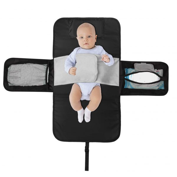 Extra Large Portable Diaper Changing Pad