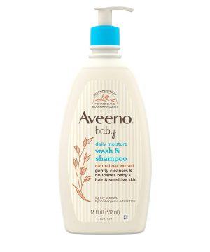 Aveeno Baby Daily Moisture Gentle Bath Wash