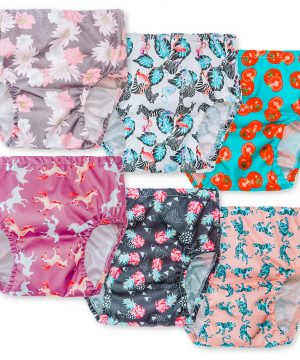 Cloth Diaper Covers for Girls Toddlers