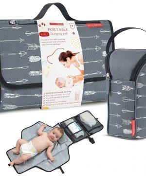 Portable Diaper Changing Pad Waterproof